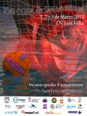 Copa Reina waterpolo 2013