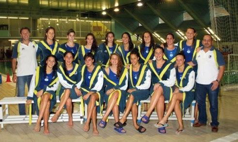 Absolut femení CN Sabadell Astralpool (temporada 2012-13)