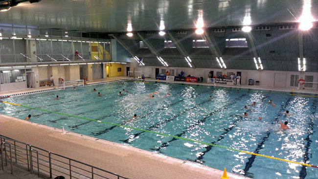 Anuari waterpolo catal danipajuelo for Piscinas sabadell