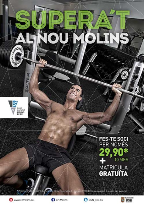 Campanya setembre 2014 - CN Molins