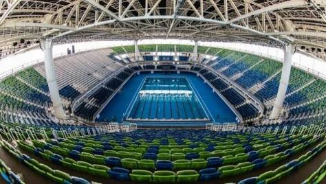 Estadi Olímpic Aquàtic Rio (FOTO: EFE)