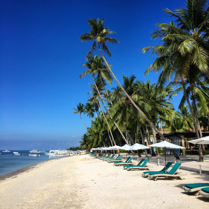 Ruta de 21 días por Filipinas en agosto