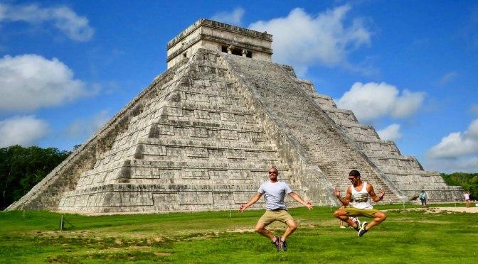 Ruta de 19 días por México en agosto