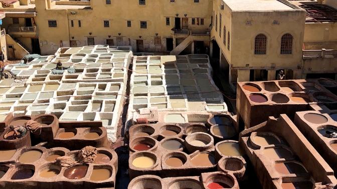Ruta de 7 días por Marruecos